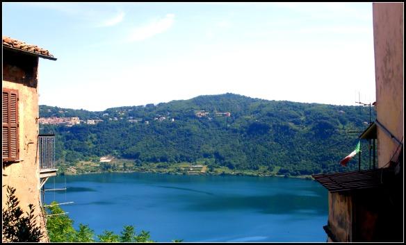 Lago di Nemi by GSK