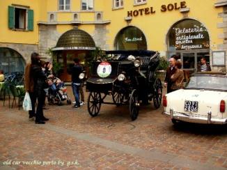 old car vecchio porto