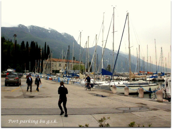 port parking