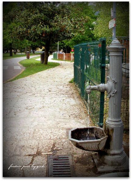 Fountain Path