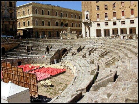 Amphitheater - a show