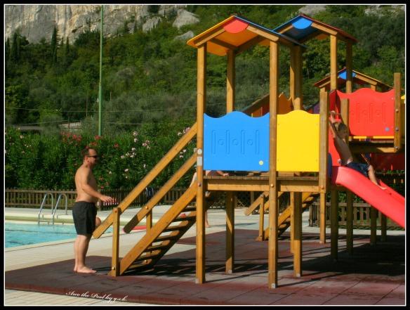 The pool Prabi-Arco