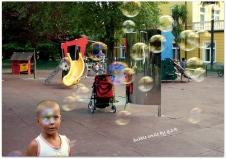 bubble smile