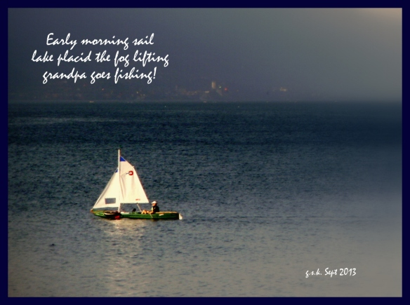 Haiga Fishing