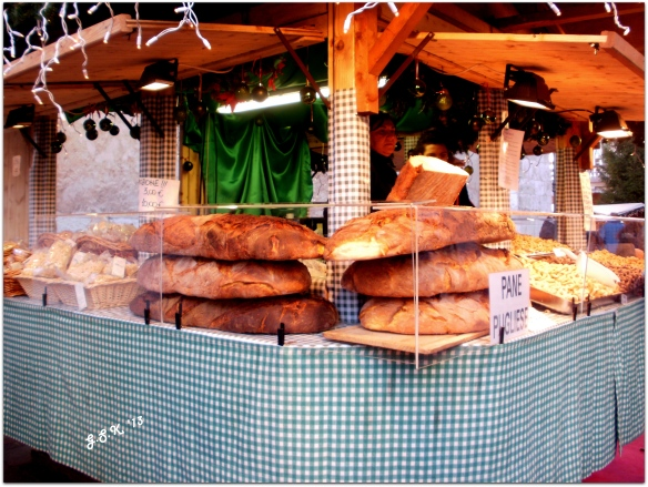 Baked goods from Puglia