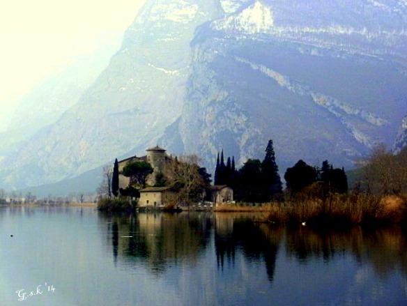 Toblino Castle - Italy