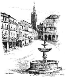 Plaza San Francisco @ Gutenberg Org