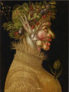 arcimboldo summer - 1563