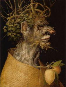 Giuseppe Arcimboldo - Winter (1563)