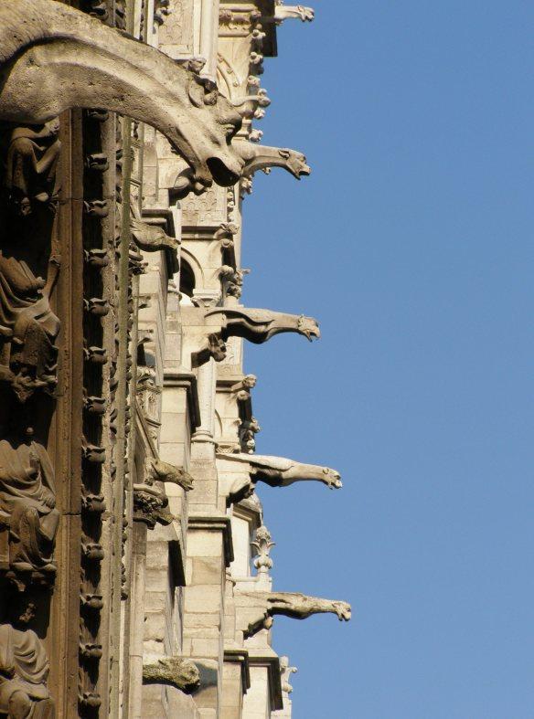 Notre Dame de Paris - Gorgoyles