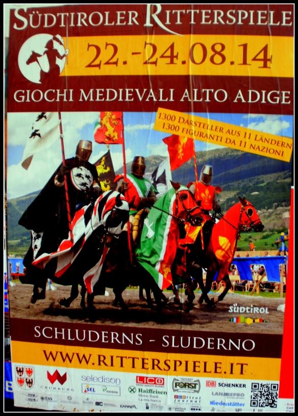 Medieval Games - Sluderno - Alto Adige - Italy