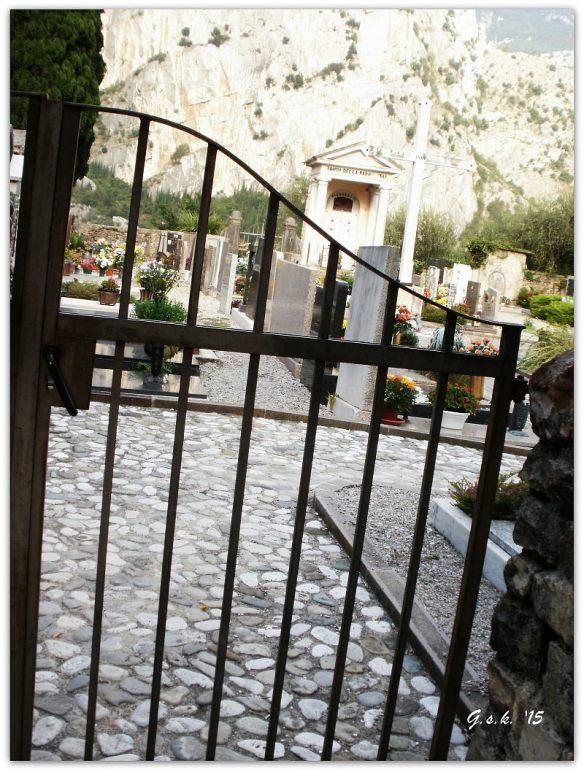Behind this gate