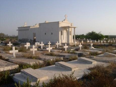 Djibouti European Cemetery
