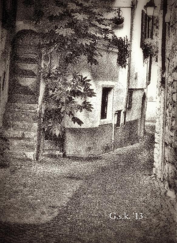 alley way