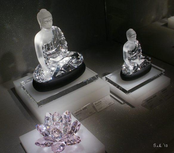 Buddhas and Lotus