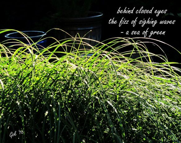 sea of green Haiga_small